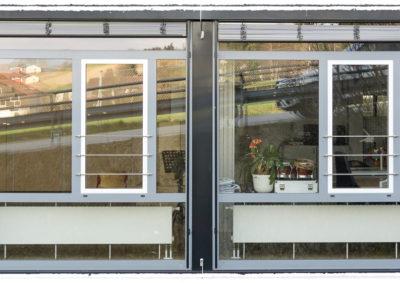 Foto Alu Fenster und Tueren