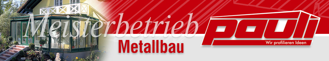 Header Metallbau