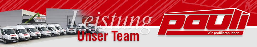 Header Unser Team