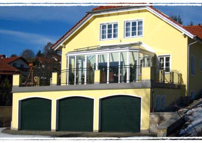 Foto Wintergarten
