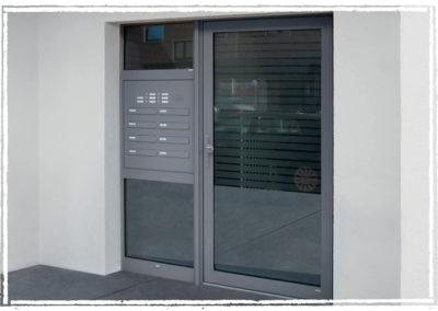 Alu Fenster und Tueren 9
