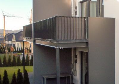 Gelaender und Balkone 2