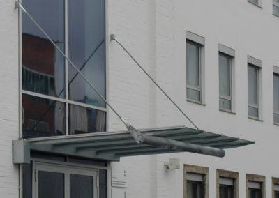 Überdachungen Vordächer 10