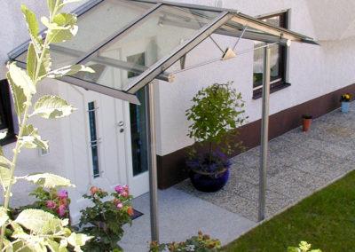 Überdachungen Vordächer 2